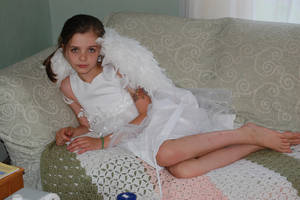 ANGEL CHILD 4 by WITCHCRAFTY-STOCK