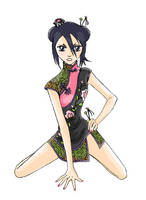 BLEACH Rukia Costume 1 by one-of-the-Clayr
