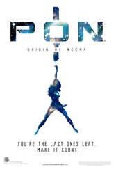 PON: Origin of Mecha Promo Poster by Kvdoglover