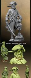 Blackbeard views by joapala