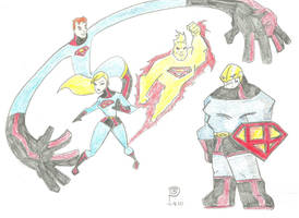 Super Four by S-Shield