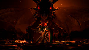 Austraeoh - Dragon by argodaemon