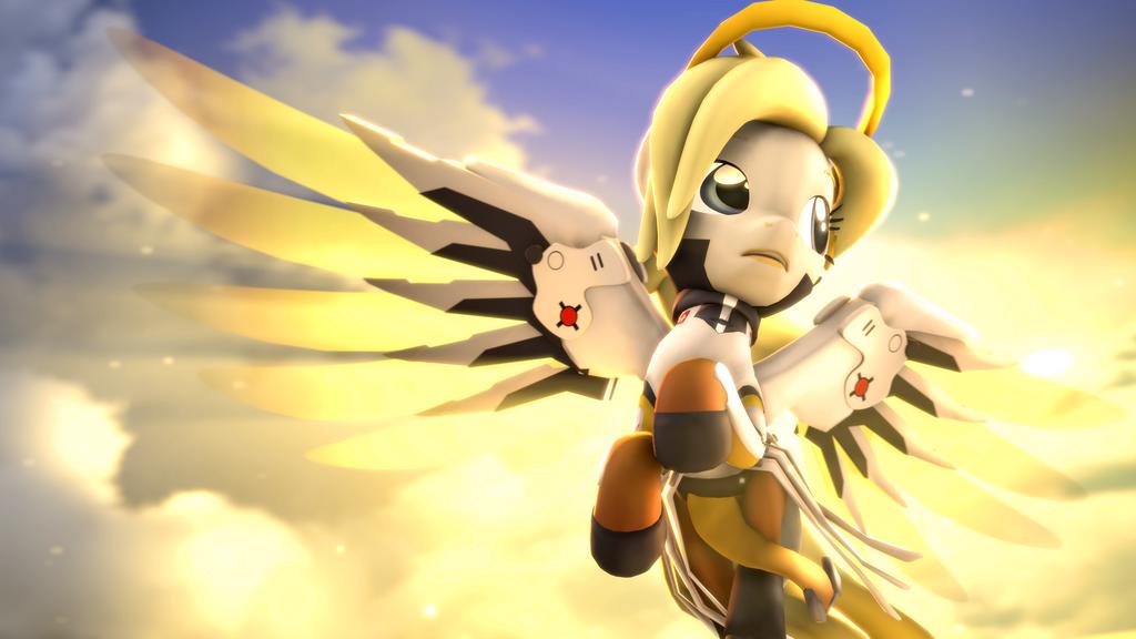 She Protec by argodaemon