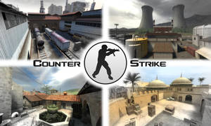 Counter-Strike: Source Fanart by sonicboom1226