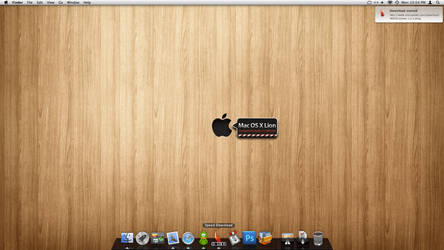 Mac OS X Lion - October by prcmelo