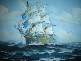 sea by blueboy777