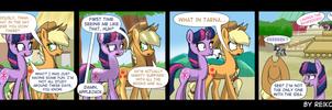 Pony Shorts - Boxmagination by Reikomuffin