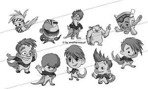 Company mascot by KonaRos