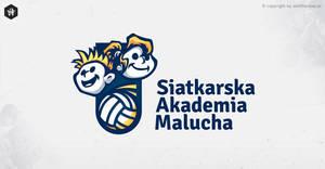 Volleyball Children Academy - logo by KonaRos