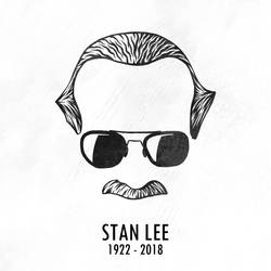 Stan Lee by KonaRos