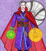 Doctor Strange by Masa-Mima