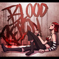 BloodReign Cover by kieranoats