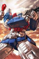 Transformers SPOTLIGHT cover by kieranoats