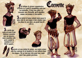 Crevette by Arkanth