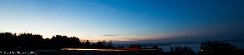 Scottish Skyline by CaitsPerfectIllusion