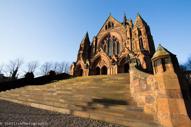 Scottish Baptist Cathedral by CaitsPerfectIllusion