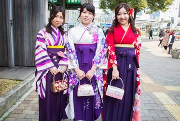 Japanese Graduation by CaitsPerfectIllusion