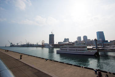 Port Kobe I by CaitsPerfectIllusion