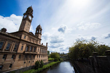 Paisley Town Hall by CaitsPerfectIllusion