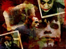 The Joker by jellyparadigm