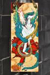Squall Queen Plaque 1: Bakuto Phinn by Sokolva