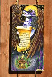 Goldsbane: Jacob Commission for ThatFurryArtist by Sokolva