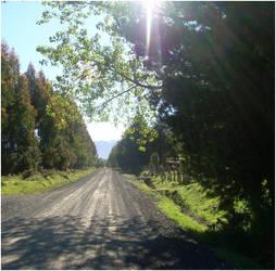 Camino Rural by SAITOII