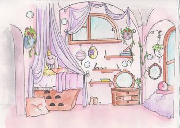 Dolls Room by Ichi-CooCoo