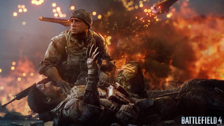 Battlefield 4 Screenshots by axeswy