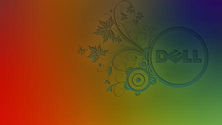 Rainbow Dell logo by axeswy