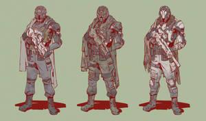 Assault Troops by ElijahMcNeal