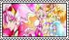 Stamp: Go! Princess Precure by LadyRebeccaStamps