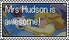 Stamp Request: Mrs Hudson is awesome by LadyRebeccaStamps