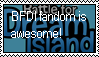 Stamp Request: BFDI fandom is awesome by LadyRebeccaStamps