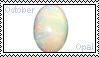 October birthstone: Opal by LadyRebeccaStamps