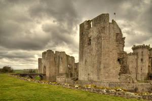Castell Rhaglan by jon-hill987
