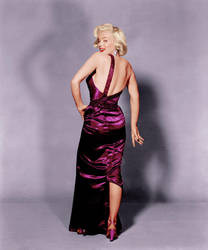 Marilyn Colorization by PleaseMelancholia
