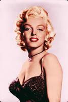 Marilyn Colorization 2 by PleaseMelancholia