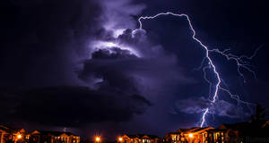 11 July 2013 Lightning by PaigeBurress