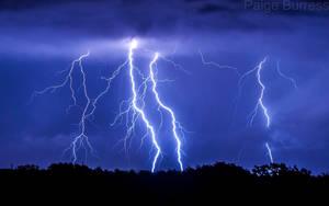 24 July 2013 Lightning by PaigeBurress