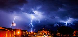 16 August 2013 Lightning by PaigeBurress