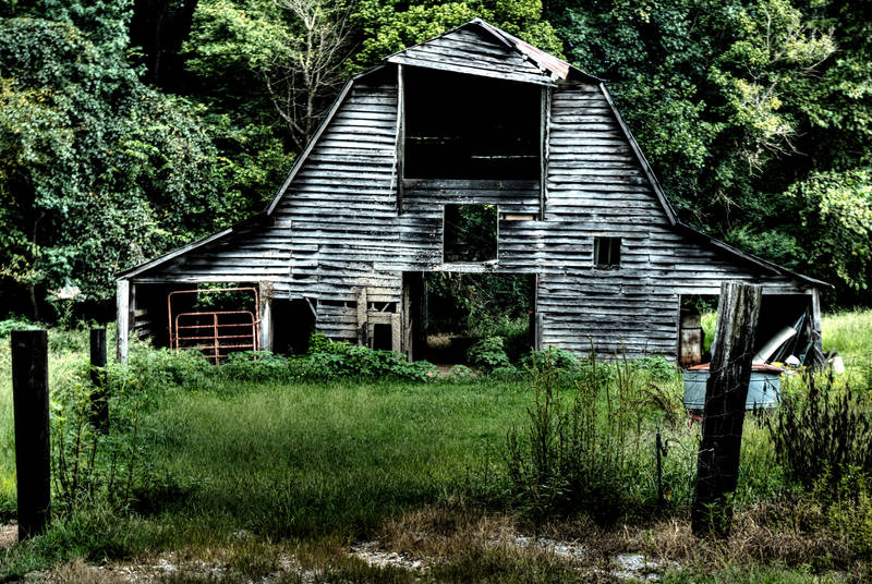 Boarded Up USA Collection 017 by L-Holman-Photography
