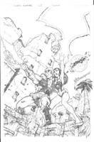 Thundarr Byrne Cover Recr by jpm1023