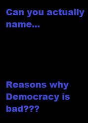 Democracy by Supersonicman96