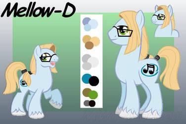 Mellw-D Character Sheet by Miwa-MooCow