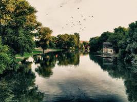 Flood HDR by Steveewonder