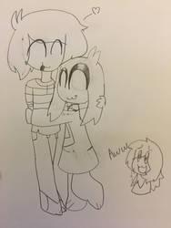 Hugs ( Request) by Dallis302