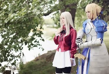 Fate Zero - Memoria by astachan