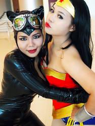 DC:Wonder Woman Preview by astachan