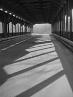 Covered Bridge by The-Doug-Monkey-boy